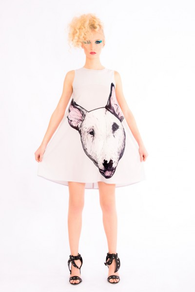Bullterrier Dress