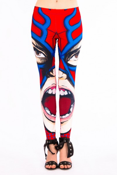 Scream Leggings